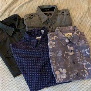 Other - Men's Button Down Shirt Bundle